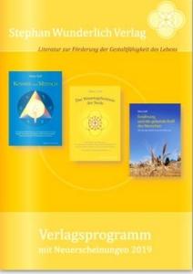 Stephan-Wunderlich-Verlag, Verlagsprogramm