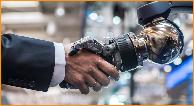 Roboterhand von Schunk, Hannovermesse 2017
